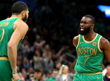 Why Jaylen Brown and Jayson Tatum Should Make the All-Star Team