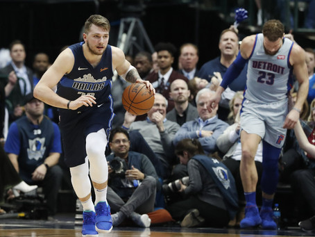 Mexico City Matchup Preview: Dwayne Casey Praises Luka Doncic
