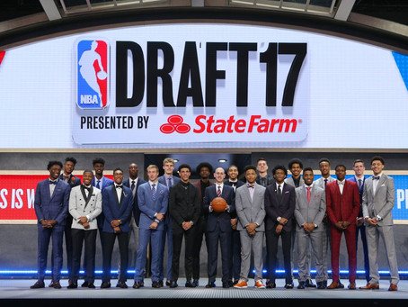 2017 NBA Re-Draft: Part 1