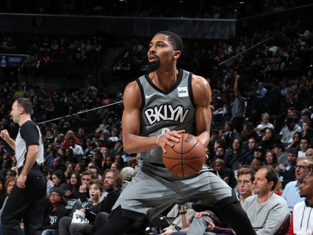 Should the Brooklyn Nets Start or Bench Spencer Dinwiddie Once Kyrie Irving Returns?