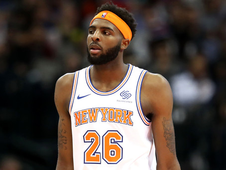 Players to Watch in the 2019-20 Season: Mitchell Robinson