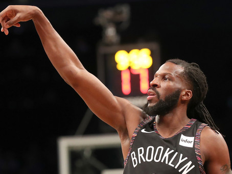 The Other Guys: DeMarre Carroll