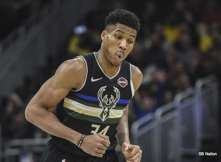 The 2020s Belong to Giannis Antetokounmpo