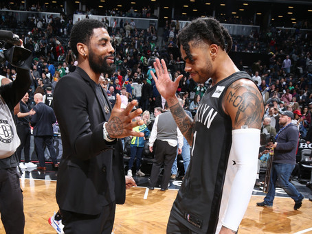 Kyrie or Russell: The Nets Have a Decision To Make