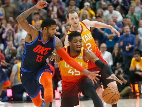 NBA Fantasy: Predicting the Top 3 in Steals For the 2019-20 Season