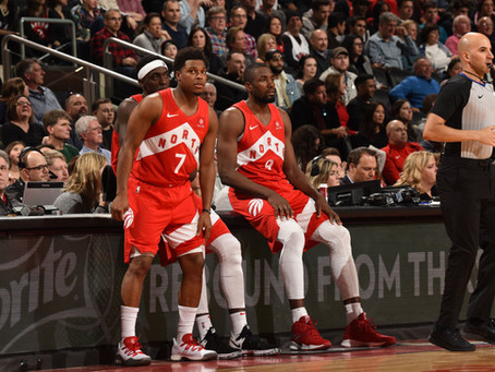 Raptors Mid-Season Report Cards