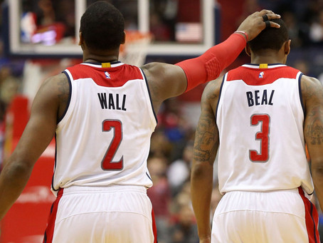 Hot Take Marathon: The Wizards Will Finish With the 3rd Seed