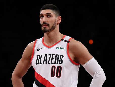 Evaluating Enes Kanter After the Nurkic Injury