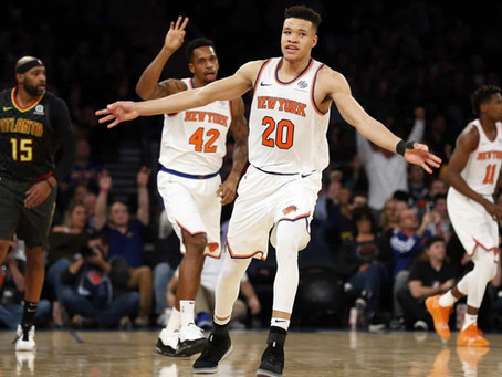 OTG Team Awards: New York Knicks