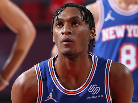 It's Time To Talk About Immanuel Quickley