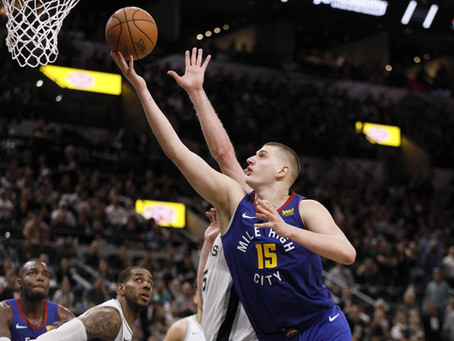Five Thoughts: Denver Nuggets vs San Antonio Spurs Game 4