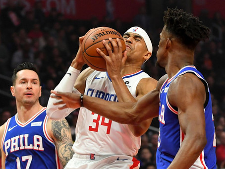 LA Clippers Trade Deadline Recap