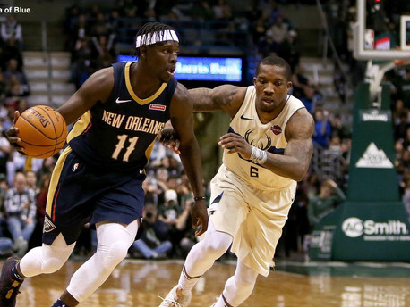 The Milwaukee Bucks Acquire Jrue Holiday and Bogdan Bogdanović