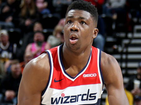 2019-20 Breakout Player Series: Thomas Bryant