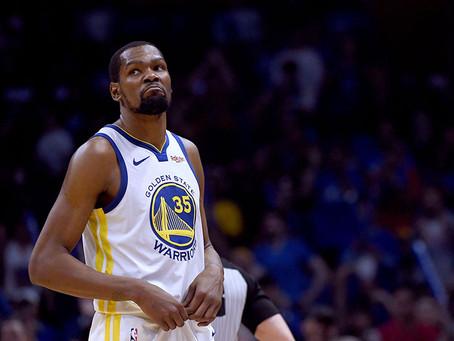 NBA Finals X-Factor: Kevin Durant