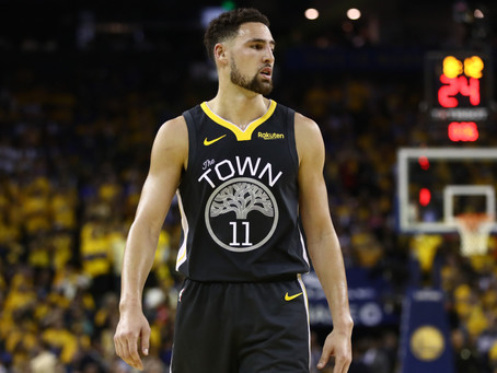 Klay Thompson Re-Signs With Golden State
