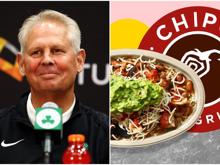 From Chinese to Chipotle: An Edible History of the Boston Celtics (Part Four)