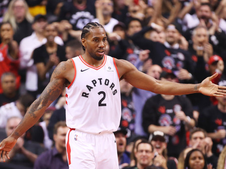 2019 NBA Free Agents: Kawhi Leonard