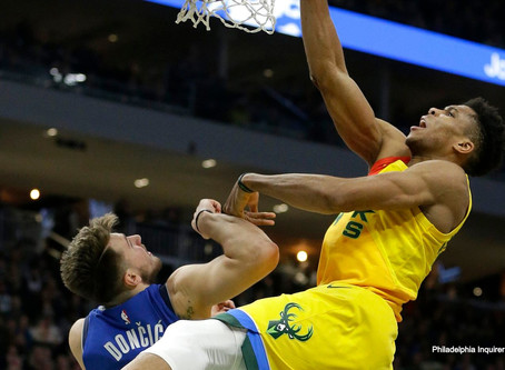 Luka Doncic and Giannis Antetokounmpo Are Primed to Take Centerstage in the NBA
