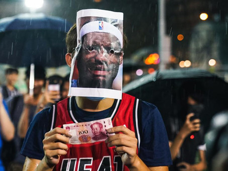 Global Expansion Bringing Global Problems Close to Home for the NBA