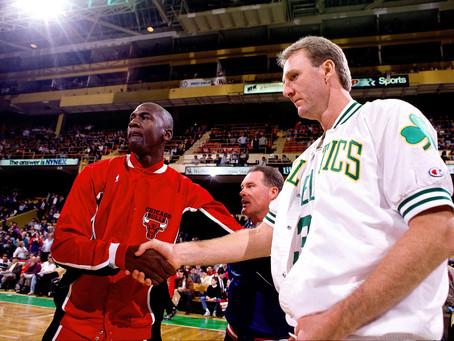 Hot Take Marathon: Larry Bird is Better Than Michael Jordan