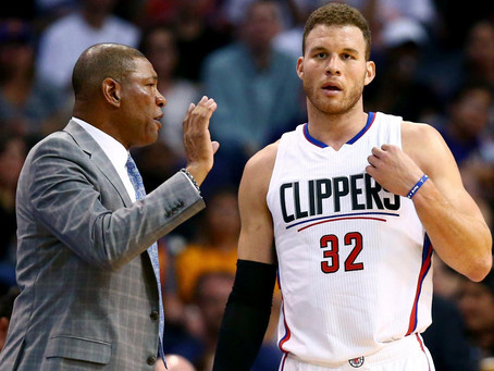 The Not So New, But Very Much Improved Blake Griffin
