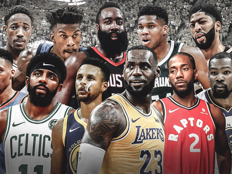 Who Is The Best Player In The NBA?