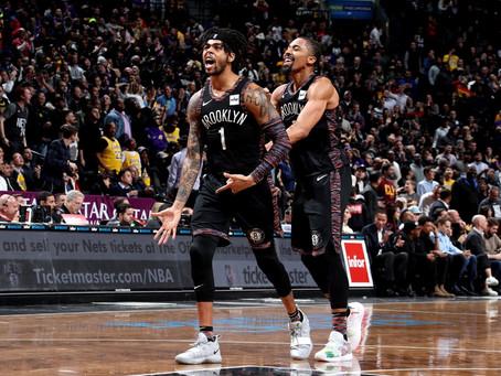 Brooklyn Nets Mid-Season Report Cards