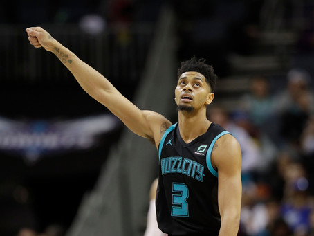 Jeremy Lamb Joins the Indiana Pacers