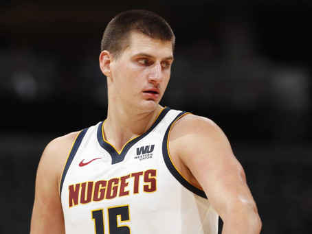 O.T.T.T: Jokic Is Guaranteed To Make An All NBA Team