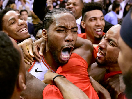 Kawhi Leonard: Playoff Dominance, The Shot, And A Paycheck