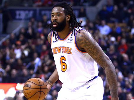 2019 NBA Free Agents: DeAndre Jordan