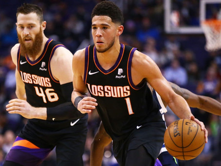 What's Going On With The Phoenix Suns?
