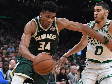 Five Thoughts: Bucks vs Celtics Game 3