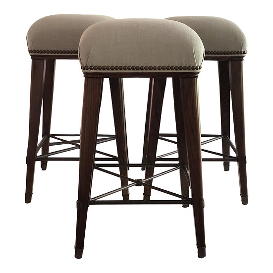 Windsor Counter Stools - Hickory Chair