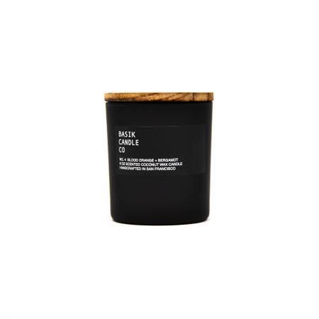 No. 4 Blood Orange + Bergamot 6 oz candle