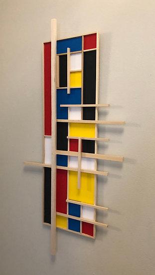 Bauhaus Inspired Artwork
