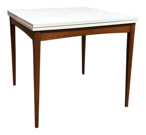 Extendable Danish Modern Table