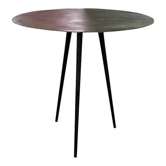 Contemporary Iron Bistro Table
