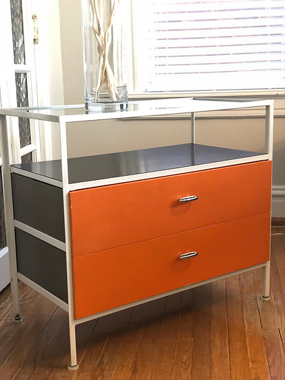George Nelson Style Chest
