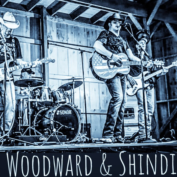 Chris Woodward & Shindiggin