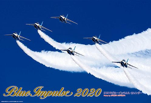 """2020年版 ブルーインパルス 空撮カレンダー""""Blue Impulse"""" 赤塚聡"""