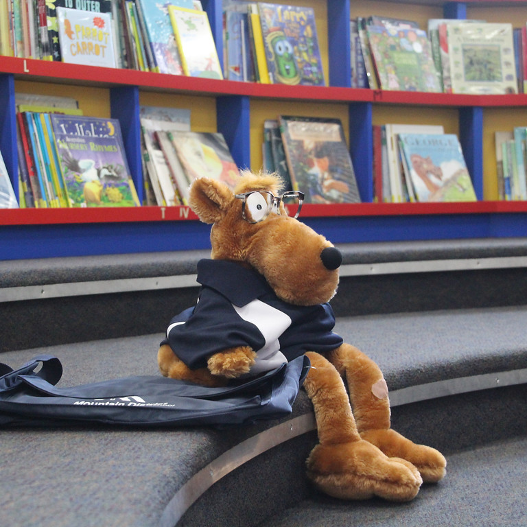 Prep Tasters  2021 - Story Time in the Library