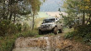 Offroad verhalen in 4WD Magazine