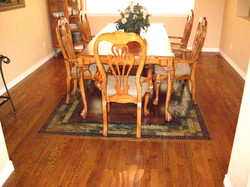 Dining Room with Inlay