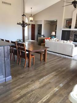 Dining/Family Room Residential
