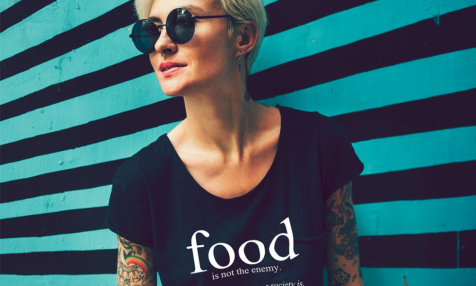 food is not the enemy | favourite failure