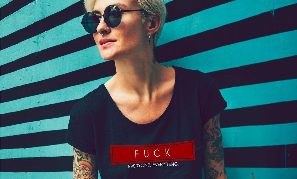 fuck everyone, everything | favourite failure