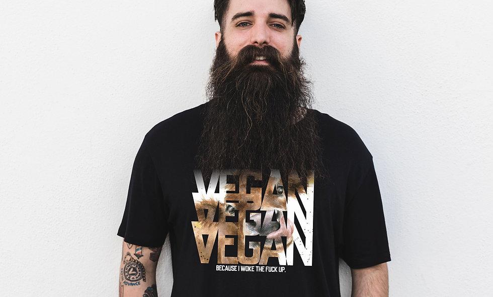 vegan because i woke the fuck up | favourite failure