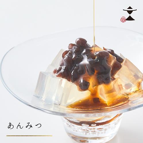 【和三盆+あんみつ】京都銘店コラボセット
